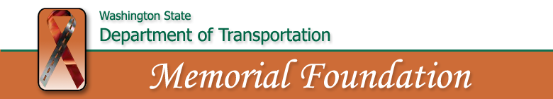 Washington State Department of Transportation Memorial Foundation